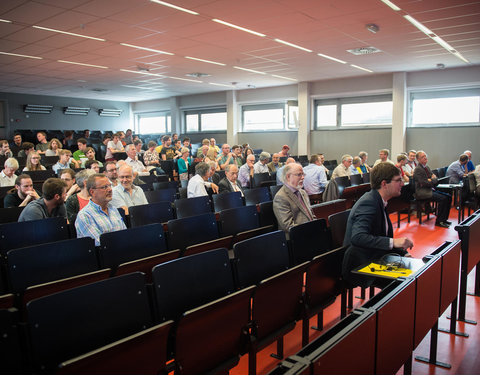 Inaugurale lezing Internationale Francqui Leerstoel 2018/2019