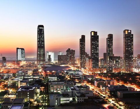 Songdo International Business District-44578