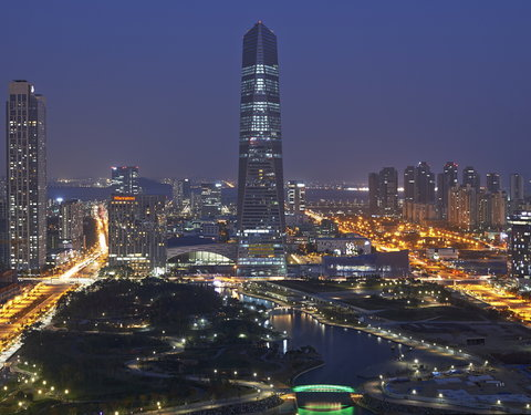 Songdo International Business District-44587
